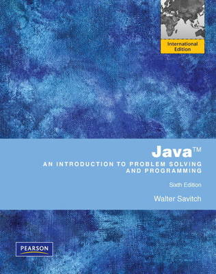 Java:Introduction to Problem Solving and Programming with MyProgrammingLab (Mixed media product)