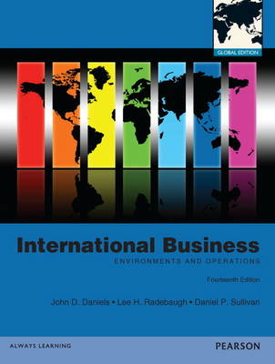 International Business, Plus MyManagementLab with Pearson Etext (Mixed media product)