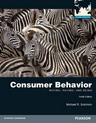 Consumer Behavior, Plus MyMarketingLab with Pearson Etext (Mixed media product)