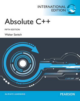 Absolute C++ (Mixed media product)