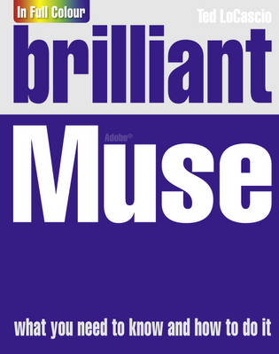 Brilliant Adobe Muse (Paperback)