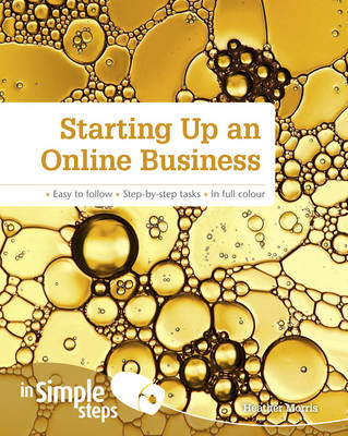 Starting Up an Online Business in Simple Steps (Paperback)