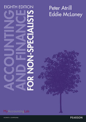 Accounting and Finance for Non-specialists with MyAccountingLab Access Card (Mixed media product)