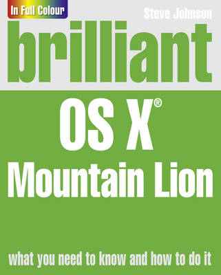 Brilliant OS X Mountain Lion (Paperback)