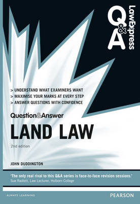 Land Law - Law Express Questions & Answers (Paperback)