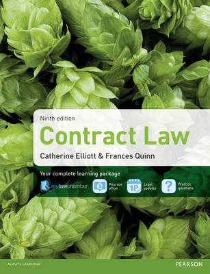 Contract Law MyLawChamber Premium Pack (Mixed media product)