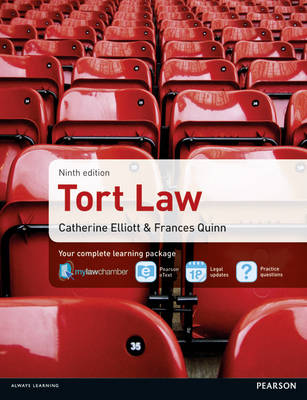 Tort Law MyLawChamber Premium Pack (Mixed media product)