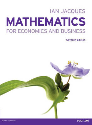 Mathematics for Economics and Business with MyMathLab Global Access Card (Mixed media product)