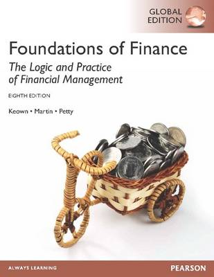 Foundations of Finance, Plus MyFinanceLab with Pearson Etext (Mixed media product)