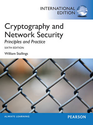 Cryptography and Network Security: Principles and Practice (Mixed media product)
