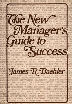 New Manager's Guide to Success. (Hardback)