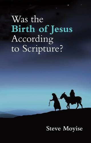 Was the Birth of Jesus According to Scripture? (Paperback)