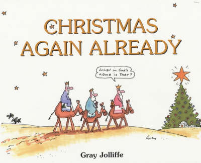 Christmas Again, Already (Paperback)