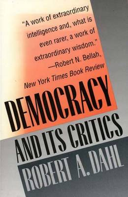 Democracy and Its Critics (Paperback)