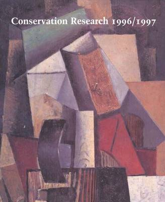 Conservation Research, 1996-1997: Volume 16 - Studies in the History of Art Series (Hardback)