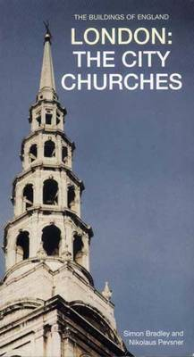 London - Pevsner Architectural Guides: Buildings of England (Paperback)
