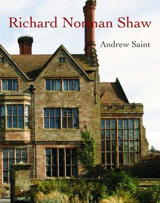 Richard Norman Shaw - The Paul Mellon Centre for Studies in British Art (Hardback)
