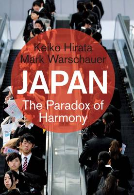 Japan: The Paradox of Harmony (Hardback)