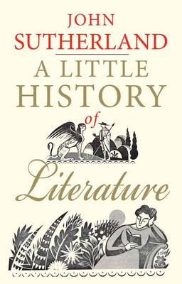 A Little History of Literature (Hardback)