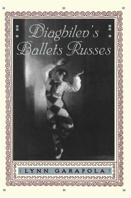 Diaghilev's Ballets Russes (Paperback)