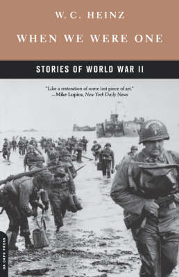 When We Were One: Stories of World War II (Paperback)