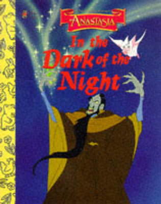 Anastasia: In the Dark of the Night - Mini Book S. (Paperback)
