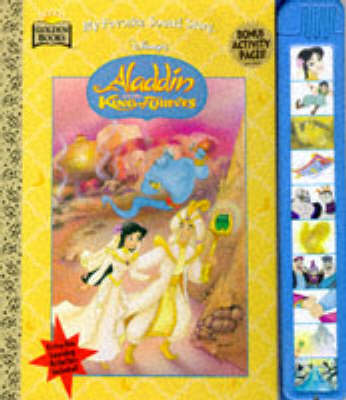 Aladdin - King of Thieves - Sound Story Favourites (Hardback)