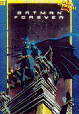 """Batman Forever"": Sticker Book - Deluxe Sticker Fun S. (Other book format)"