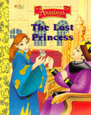 Anastasia: The Lost Princess - Mini Book S. (Hardback)