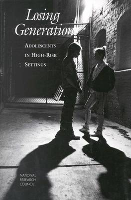 Losing Generations: Adolescents in High-Risk Settings (Paperback)