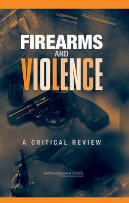 Firearms and Violence: A Critical Review (Hardback)