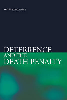 Deterrence and the Death Penalty (Paperback)