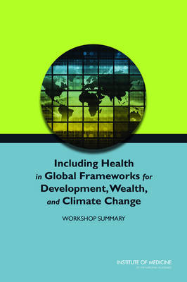 Including Health in Global Frameworks for Development, Wealth, and Climate Change: Workshop Summary (Paperback)