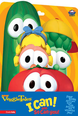 VeggieTales: I Can! and So Can You! - Big Idea Books No. 105 (Hardback)
