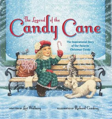 The Legend of the Candy Cane (Board book)