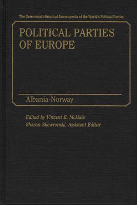 Political Parties in Europe (Hardback)