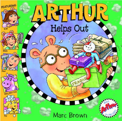 Arthur Helps Out (Paperback)
