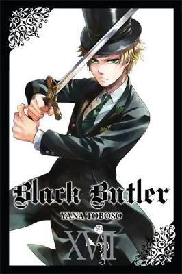 Black Butler: Vol. 17 (Paperback)