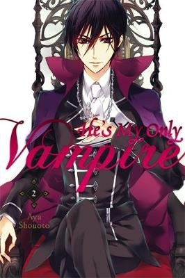 He's My Only Vampire: Vol. 2 (Paperback)