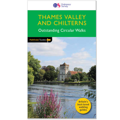 Cover Thames Valley & Chilterns 2016 - Pathfinder Guides PF25
