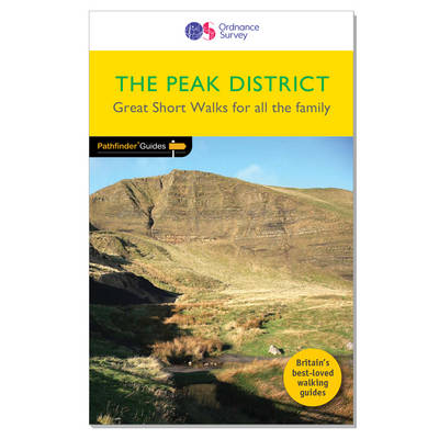 Cover Peak District 2016 - Pathfinder Guides SW02
