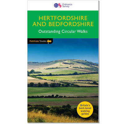 Cover Hertfordshire & Bedfordshire 2016 - Pathfinder Guides PF54
