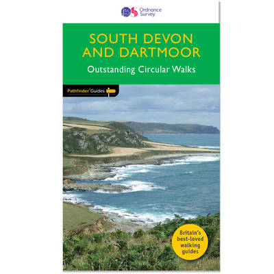 Cover South Devon & Dartmoor 2016 - Pathfinder Guides PF01