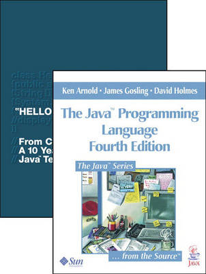 Java Programming Language and Hello Word Package (Hardback)