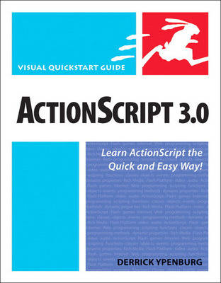 ActionScript 3.0: Visual QuickStart Guide (Paperback)