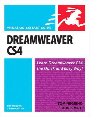 Dreamweaver CS4 for Windows and Macintosh: Visual QuickStart Guide (Paperback)