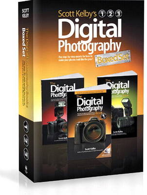 Scott Kelby's Digital Photography Boxed Set: v. 1, 2 & 3 (Paperback)
