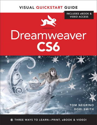 Dreamweaver CS6: Visual Quickstart Guide (Mixed media product)