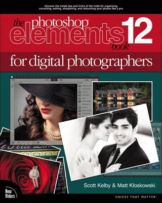The Photoshop Elements 12 Book for Digital Photographers (Paperback)