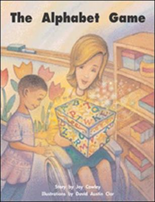 The Alphabet Game - Story Basket (Paperback)